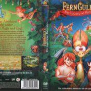 Ferngully 2 – Die magische Rettung (1998) R2 German Cover & label