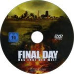 Final Day – Das Ende der Welt (2009) R2 German Custom Label