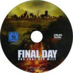 Final Day – Das Ende der Welt (2009) R2 German Custom Label