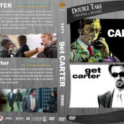 Get Carter Double Feature (1971-2000) R1 Custom Cover