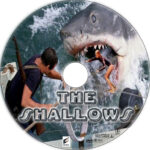 The Shallows (2016) R1 Custom Label