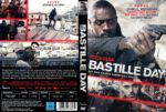 Bastille Day (2016) R2 GERMAN Custom Cover