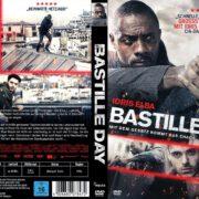 Bastille Day (2016) R2 GERMAN Custom Cover