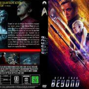 Star Trek Beyond (2016) R2 GERMAN Custom Cover