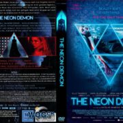 The Neon Demon (2016) R2 GERMAN Custom Cover