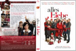 Alles ist Liebe (2014) R2 German Custom Cover & label