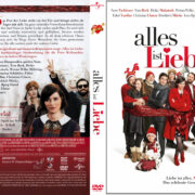 Alles ist Liebe (2014) R2 German Custom Cover & label