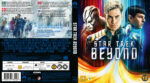 Star Trek Beyond (2016) R2 Blu-Ray Nordic Cover