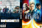 Star Trek Beyond (2016) R2 DVD Nordic Cover
