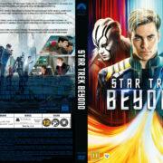 Star Trek Beyond (2016) R2 DVD Nordic Cover