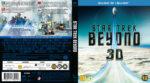 Star Trek Beyond 3D (2016) R2 Blu-Ray Nordic Cover