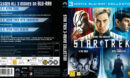 Star Trek - 3 Movie Collection (2016) R2 Blu-Ray Nordic Cover