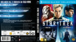 Star Trek – 3 Movie Collection (2016) R2 Blu-Ray Nordic Cover