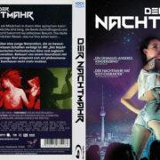 Der Nachtmahr (2016) R2 German Custom Blu-Ray Cover & label