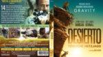 Desierto – Tödliche Hetzjagd (2015) R2 German Custom Blu-Ray Cover & label