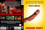 Sausage Party (2016) R0 CUSTOM Cover & Label
