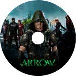 Arrow (2016) R0 Custom Label