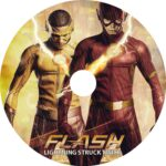 The Flash (2016) R0 Custom Label