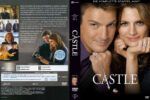 Castle Staffel 8 (2016) R2 German Custom Cover & labels
