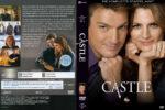 Castle Staffel 8 (2016) R2 German Custom Cover & labels