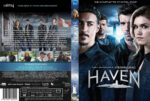 Haven Staffel 5 (2014) R2 German Custom Cover & labels