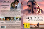 The Choice – Bis zum letzten Tag (2015) R2 German Custom Cover & label