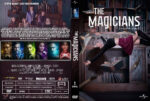 The Magicians Staffel 1 (2016) R2 German Custom Cover & labels