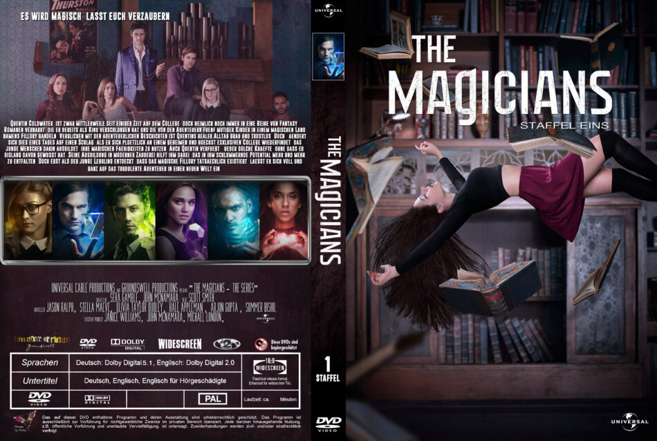 The Magicians Staffel 2 Deutsch