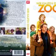 Wir kaufen einen Zoo (2011) R2 German Custom Cover & label