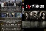 Containment Eine Stadt hofft auf Rettung Serie (2015) R2 German Custom Cover & labels