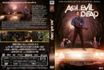 Ash vs Evil Dead Staffel 1 (2016) R2 German Custom Cover & labels
