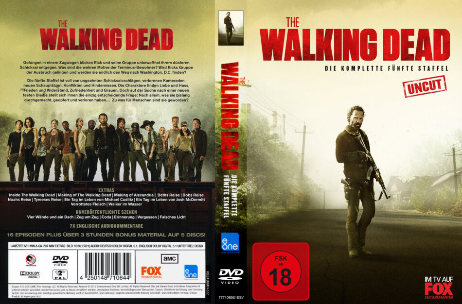 walking dead 5 staffel deutsch