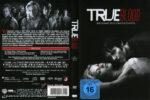 True Blood Staffel 2 (2009) R2 German Cover & labels