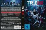 True Blood Staffel 3 (2010) R2 German Custom Cover & labels