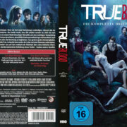 True Blood Staffel 3 (2010) R2 German Custom Cover & labels