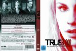 True Blood Staffel 5 (2012) R2 German Cover & labels