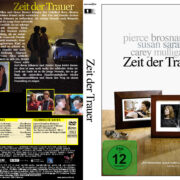 Zeit der Trauer (2009) R2 German Custom Cover & label
