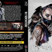 Wyrmwood Road of the Dead (2015) R2 German Cover & label
