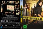 Womans Murder Club Staffel 1 (2007) R2 German Custom Cover & labels