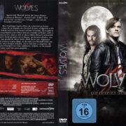 Wolves – Die letzten Ihrer Art (2014) R2 German Custom Cover & label