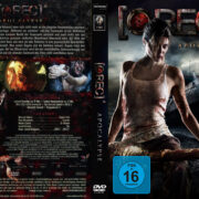 REC 4 Apocalypse (2015) R2 German Custom Cover & labels