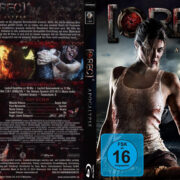 REC 4 Apocalypse (2015) R2 German Custom Blu-Ray Cover & labels