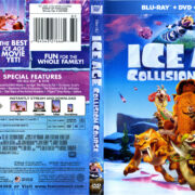 Ice Age: Collision Course (2016) R1 Blu-Ray Cover & labels