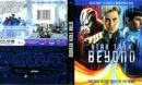 Star Trek: Beyond (2016) R1 Blu-Ray Cover & labels