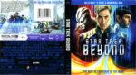 Star Trek: Beyond (2016) R1 Blu-Ray Cover & labels