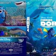 Finding Dory (2016) R1 Custom Cover