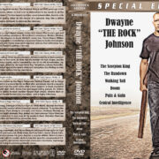 "Dwayne ""The Rock"" Johnson Collection (2002-2016) R1 Custom Covers"