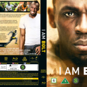 I Am Bolt (2016) R2 Blu-Ray Nordic Cover