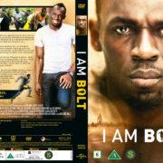 I Am Bolt (2016) R2 DVD Nordic Cover