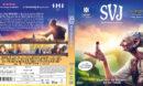 The BFG - SVJ - Stora vänliga jätten (2016) R2 Blu-Ray Swedish Cover